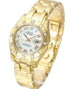 劳力士(Rolex)日志型80318白色珍珠贝母镶钻