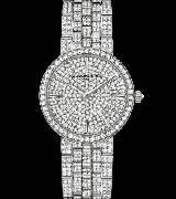 江诗丹顿传承 金质表链小型号腕表25575/Q02G-9280