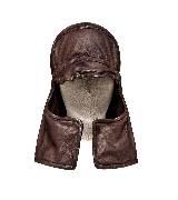 MARNI玛尼皮质护耳棉帽