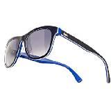 LACOSTE法国鳄鱼蓝色太阳镜
