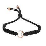 万宝龙宝曦系列细绳手链(玫瑰金款)