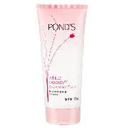 旁氏Pond's亮采净白粉润白皙洁面乳