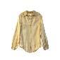 DVF 金色釉亮衬衫