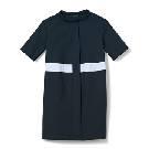 GIADA迦达2015春夏系列黑白撞色风衣