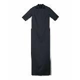 GIADA迦达优雅黑色长裙