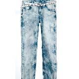 Etam 直筒牛仔裤
