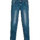 Etam 修身锥形牛仔裤