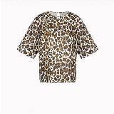 斯特拉-麦卡特尼(Stella McCartney)2013年春豹纹宽松T恤