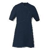 GIADA迦达瓦蓝收腰连衣裙