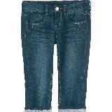 Etam 卷边牛仔及膝裤