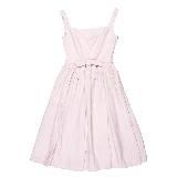 Dsquared2粉色连衣裙
