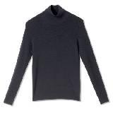 GIADA迦达深灰色羊毛衫