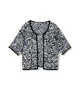 Giada迦达灰色半袖针织衫