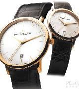 艾美典雅 玫瑰金男款腕表