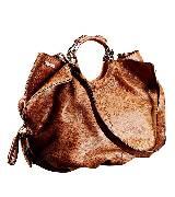 ESCADA 棕色小牛皮手提包