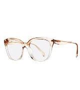 Emilio Pucci 干邑色矩形框眼镜