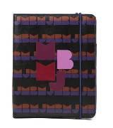 Marc By Marc Jacobs 红棕色字母印花iPad包袋