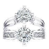 MaBelle玛贝尔钻石戒指