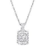 MaBelle玛贝尔ASHOKA钻石项链