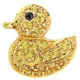 MaBelle玛贝尔鸭子耳环
