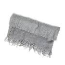 玛丝菲尔冬季系列 灰色围巾