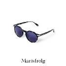 玛丝菲尔蓝色墨镜