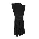 玛丝菲尔冬季系列 黑色皮质手套