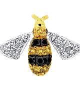 MaBelle玛贝尔蜜蜂耳环