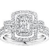 MaBelle玛贝尔ASHOKA钻石戒指