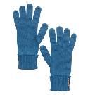 Marimekko 蓝色羊毛手套