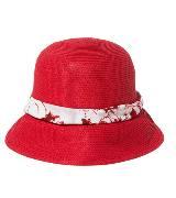 玛丝菲尔春季系列 红色帽子