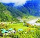 景点大全-西藏勒布沟景区