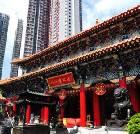景点大全-香港黄大仙祠