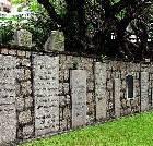 景点大全-澳门旧基督教坟场