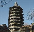 景点大全-北京万松老人塔