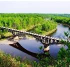 景点大全-五大连池大沾河国家森林公园