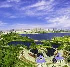 景点大全-甘肃金昌金水湖