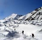 景点大全-祁连山七一冰川