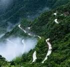 景点大全-安徽宁国夏霖风景区