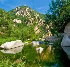 景点大全-碓臼峪自然风景区