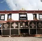 景点大全-拉萨热堆寺卓玛拉康