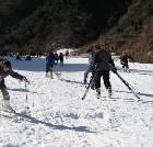 景点大全-商洛牧护关滑雪场