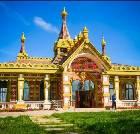 景点大全-满洲里中俄边境旅游区